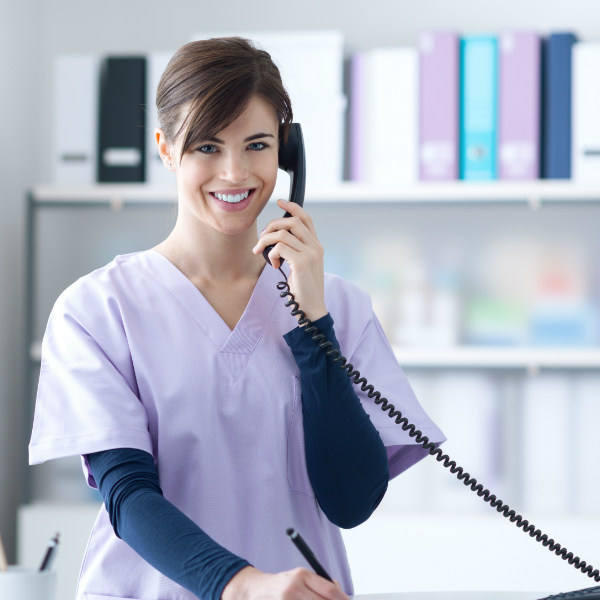 Image result for Apprentice Medical Receptionist
